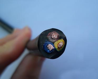 耐油挤压式电缆